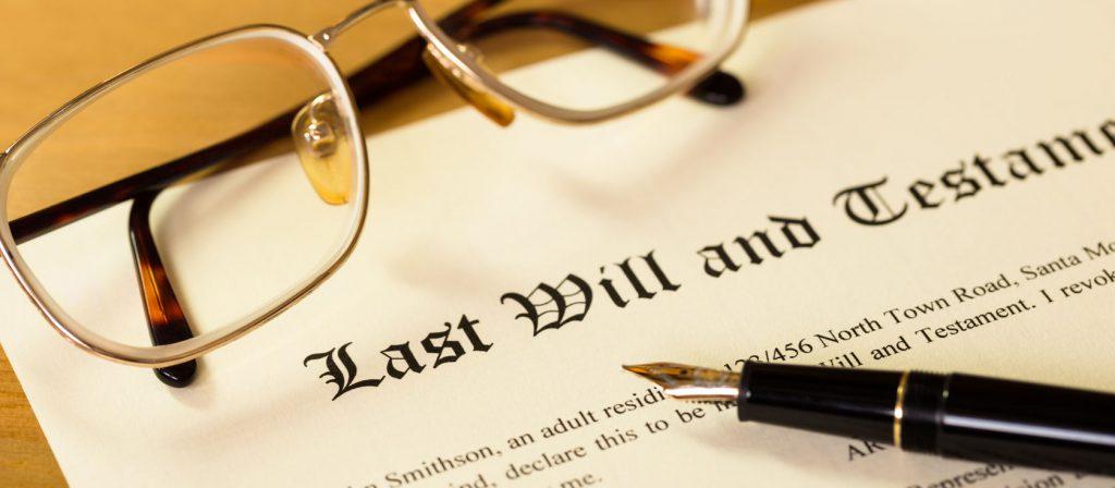 Probate & Deceased Estates Lawyer